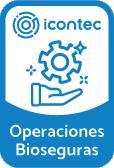 Vínculo a Certificado ICONTEC Operaciones Bioseguras